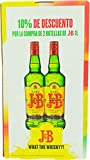 Whisky J&B 1000ml Pack-2 10% Descuento