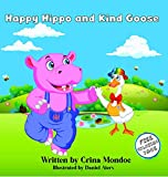 Happy Hippo and Kind Goose (English Edition)