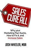 Sales Cure All: Why Your Marketing Plan Sucks, How To Fix It, and Increase Sales (English Edition)