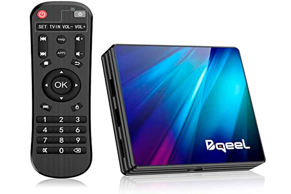 Bqeel android 9.0 tv box | Precio, Review y Opiniones 2020